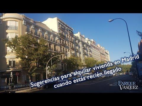 Tips Para Alquilar Vivienda En Madrid Cuando Estás Recién Llegado