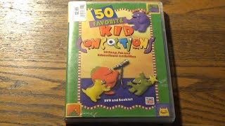 The Dog Days of Summer Crafts - 50 Greatest Kid Concoctions DVD
