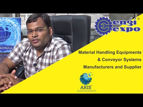 Material Handling Equipments | Conveyor Systems | Manufacturers And Supplier