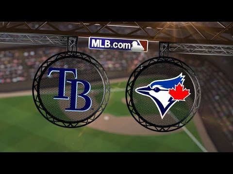 5/26/14: Blue Jays pound three homers, 15 hits in win