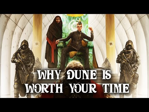 4 Reasons to Read The Dune Saga (No Spoilers)