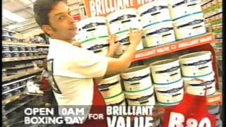 anuncio de descanso durante la WCW nitro en TNT uk tv de 1998