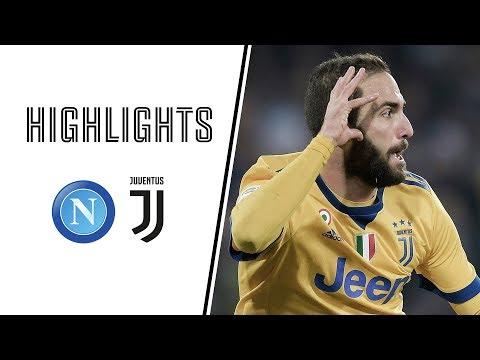 Highlights: napoli vs juventus - 0-1 - serie a - 01.12.2017