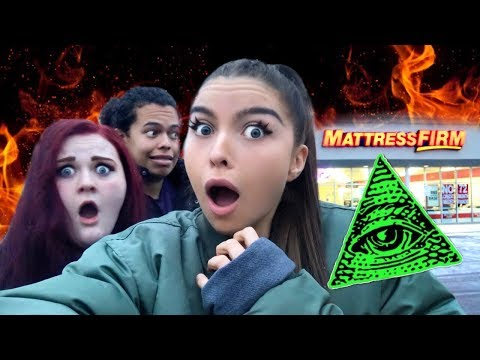 WE INVESTIGATED THE MATTRESS FIRM CONSPIRACY THEORY