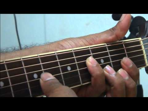 Asela with sinhala guitar lesson 1 0768824390 viber video lead  guitar lesson