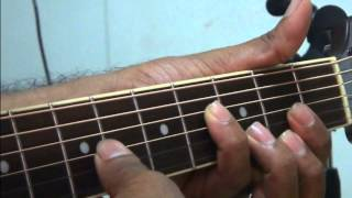 Asela(OFF ROAD Live Band) with sinhala guitar lesson 1 0768824390 viber video lead  guitar lesson