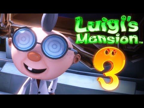 Der Professor In Not! | Luigis Mansion 3 (Part 2)
