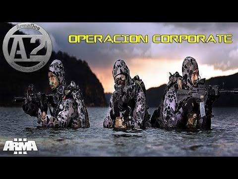[ArmA III] OPERACION CORPORATE -1 - EN DIRECTO [COOP40]