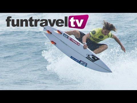Taiwan Surf Check & Travel Adventures