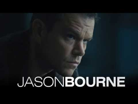 Moby - Extreme Ways (Jason Bourne 2016)
