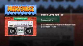 Bassotronics - Bass I Love You Too - Version Spotify