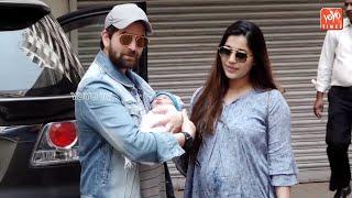 Neil Nitin Mukesh Shares First Photo Of Daughter Nurvi  | Bollywood Updates | Mumbai | YOYO Times