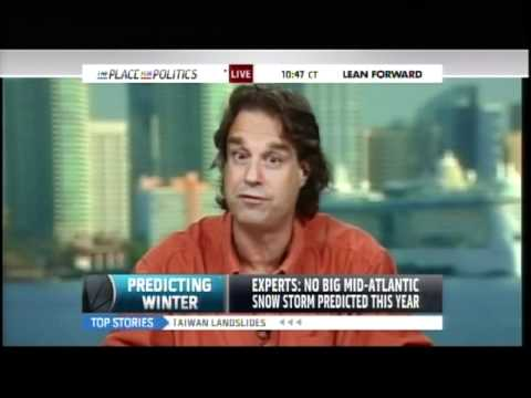 Earth Dr Reese Halter - MSNBC - Global Warming: Wild Weather, Arctic Report Card, Drought, La Nina