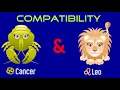 Cancer & Leo Sexual & Intimacy Compatibility