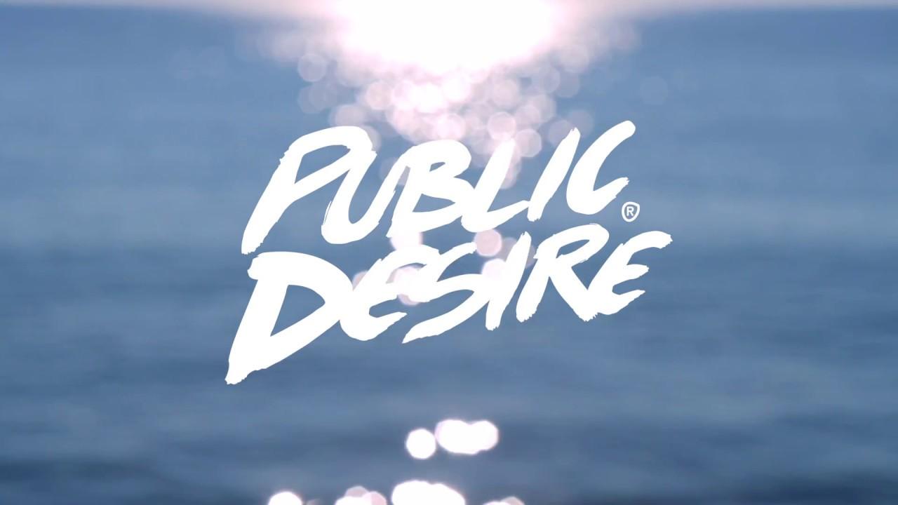 BTS Public Desire