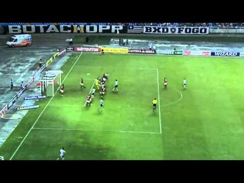 Gol de Roger Carvalho,  Botafogo 1x1 Oeste 15/09/2015, Brasileiro Série B 2015