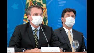 Gambar cover Bolsonaro pode demitir Mandetta e jogar a Saúde nas mãos do terraplanista Osmar Terra