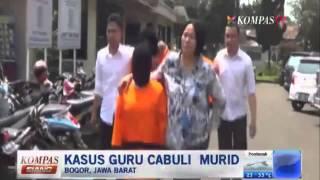 kasus guru cabuli murid kompas siang 10 september 2014