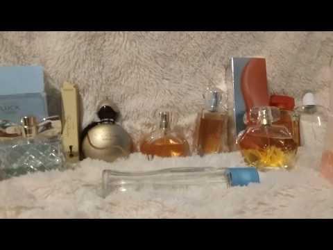 ЭЙВОН вся моя коллекция парфюмов от Avon