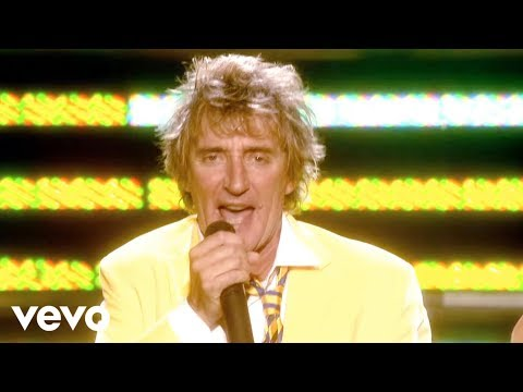 Rod Stewart ft. Ron Wood - Maggie May / Gasoline Alley (Live from One Night Only!)