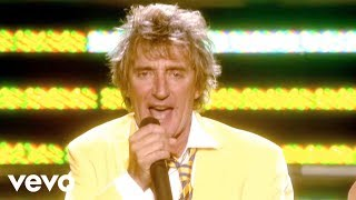 Rod Stewart - Maggie May / Gasoline Alley (from One Night Only!) ft. Ron Wood