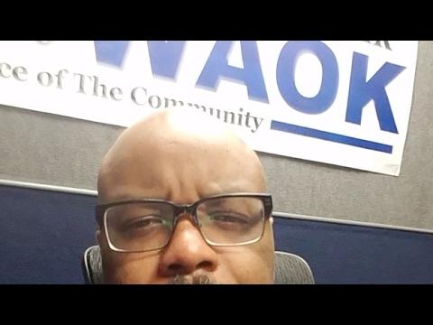 I'm On The Radio In Atlanta