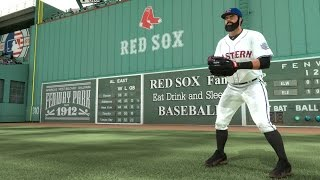 mlb 15 the show road to the show 10 all star game at fenway