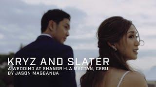 Kryz and Slater: A Wedding at Shangri-la Mactan, Cebu