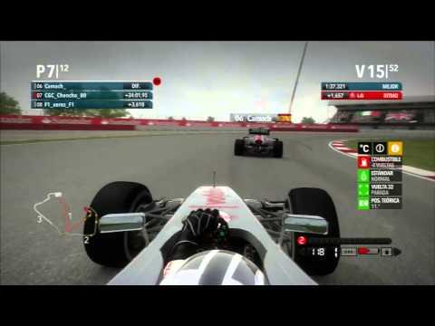 F1 2012 SILVERSTONE CGC   CRISTIAN VARELA   EPSILON 3 PLATOS