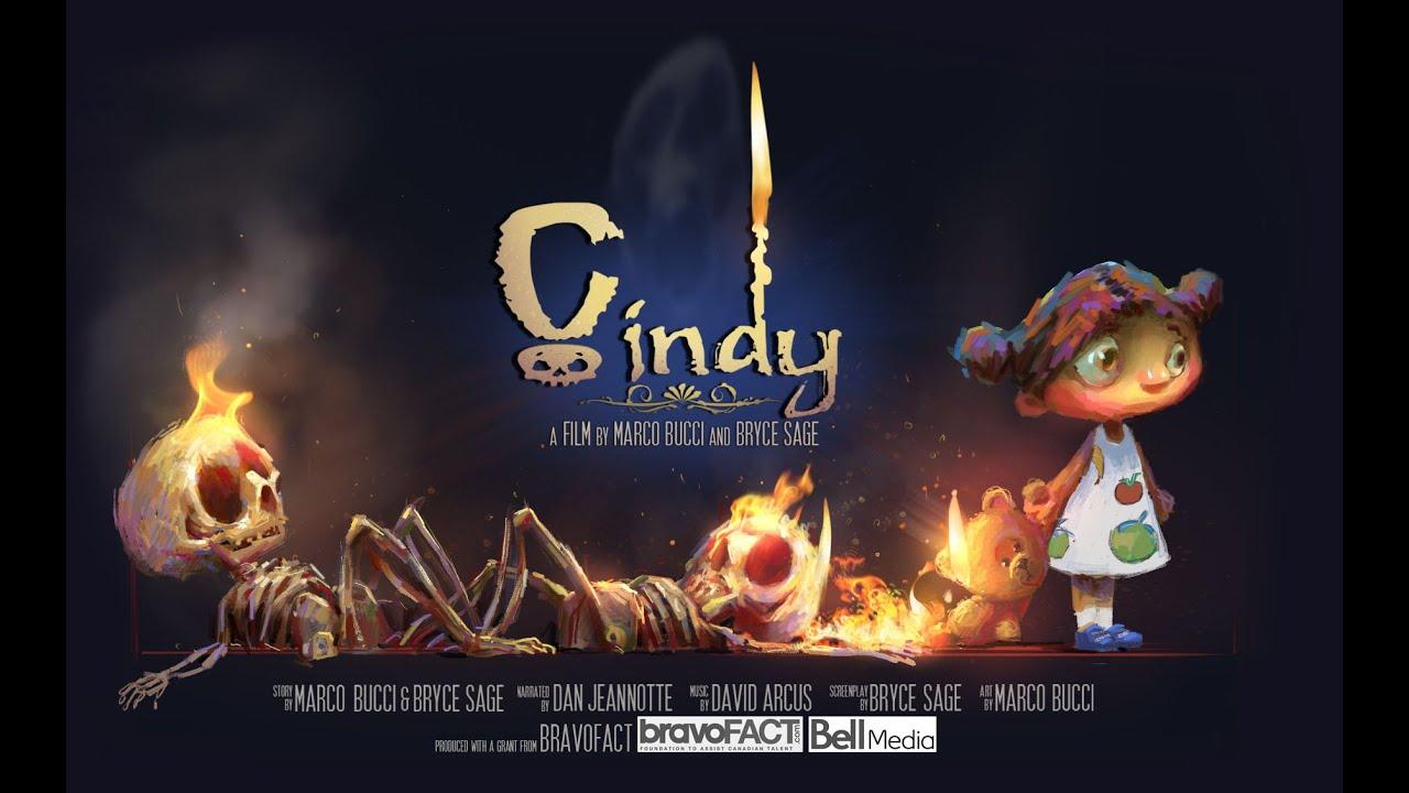 Cindy (Short Film Trailer) - YouTube