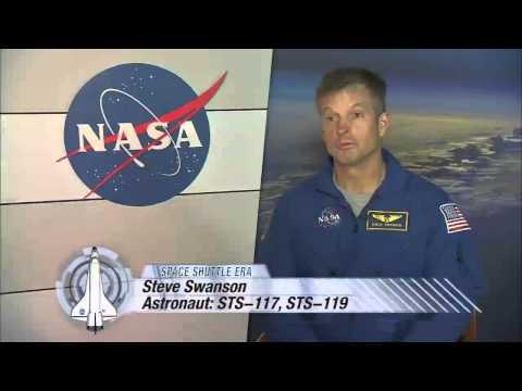 Space Shuttle Era: Astronaut Support Personnel