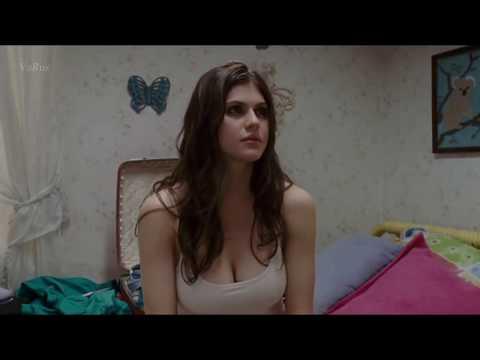 Alexandra Daddario Moments  Sexiest Girls  Hot Scence 1