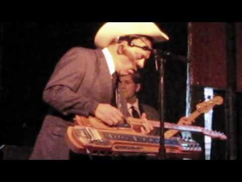 "Junior Brown  "" Stupid Blues "" June 10, 2010 Iron Horse Music Hall Northampton, MA"