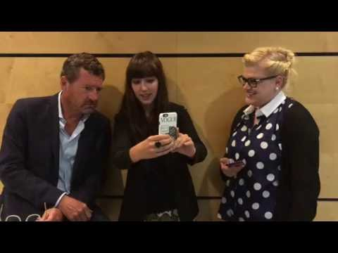 Kai Diekmann im Snapchat-Interview