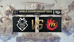 THE MAIN | G2 Esports vs FunPlus Phoenix | Worlds Finale 2019 [GER] #TheMain