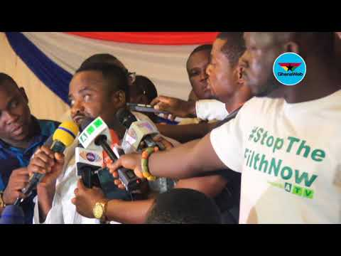 Divine Agorhom defeats Alfred Boye to become NPP Greater Accra Regional Chairman
