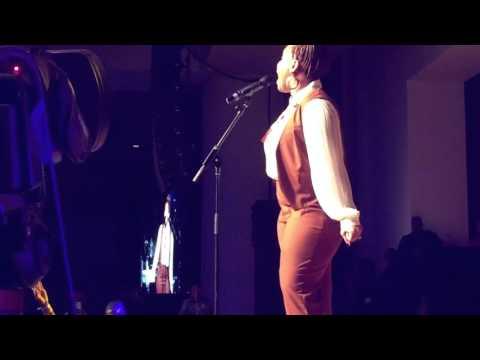 Tina Campbell performs Live at Circle Of Sisters Metro PCS Gospel Explosion