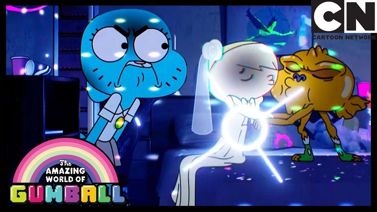 Anlaşma | Gumball Türkçe | Çizgi film | Cartoon Network Türkiye
