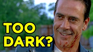 failzoom.com - Walking Dead TOO DARK? (Changes to Season 7)