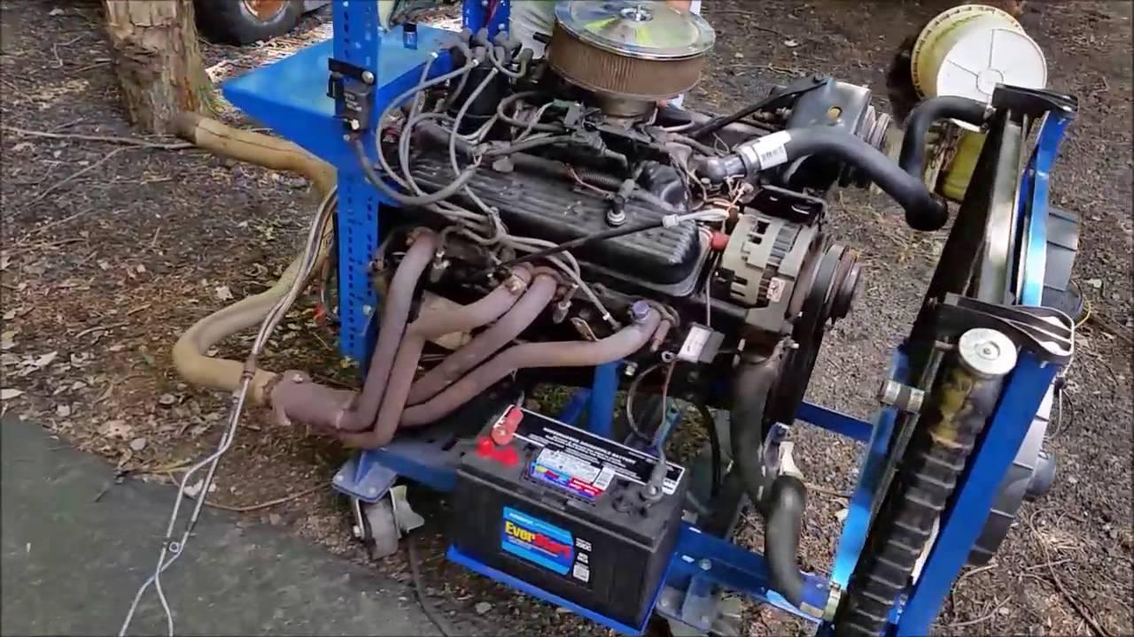 gm 350 tbi engine [ 1280 x 720 Pixel ]