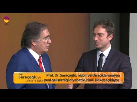 Prof. Saraçoğlu -  Diyabet Kürü