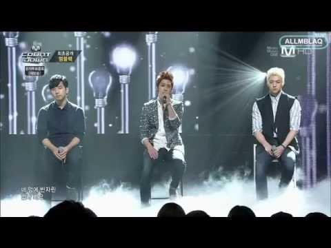140327 [Thai Sub] MBLAQ - Backstage + Key + Be A Man (Comeback Stage)
