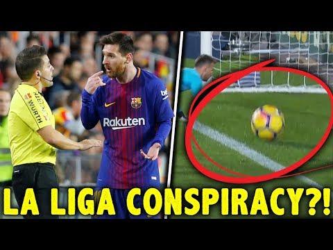Is La Liga RIGGED Against Barcelona? | Futbol Mundial