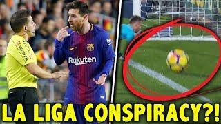 Is La Liga RIGGED Against Barcelona?   Futbol Mundial