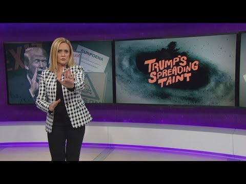 Trump's Spreading Taint | July 26, 2017 Act 2 | Full Frontal on TBS