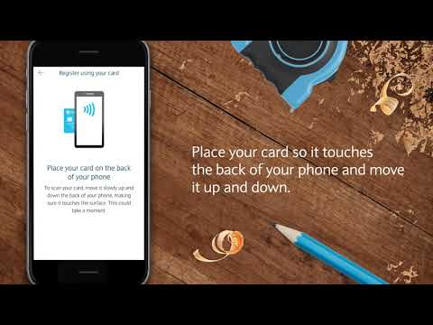 The Barclays App | How To Register Using An Android Device