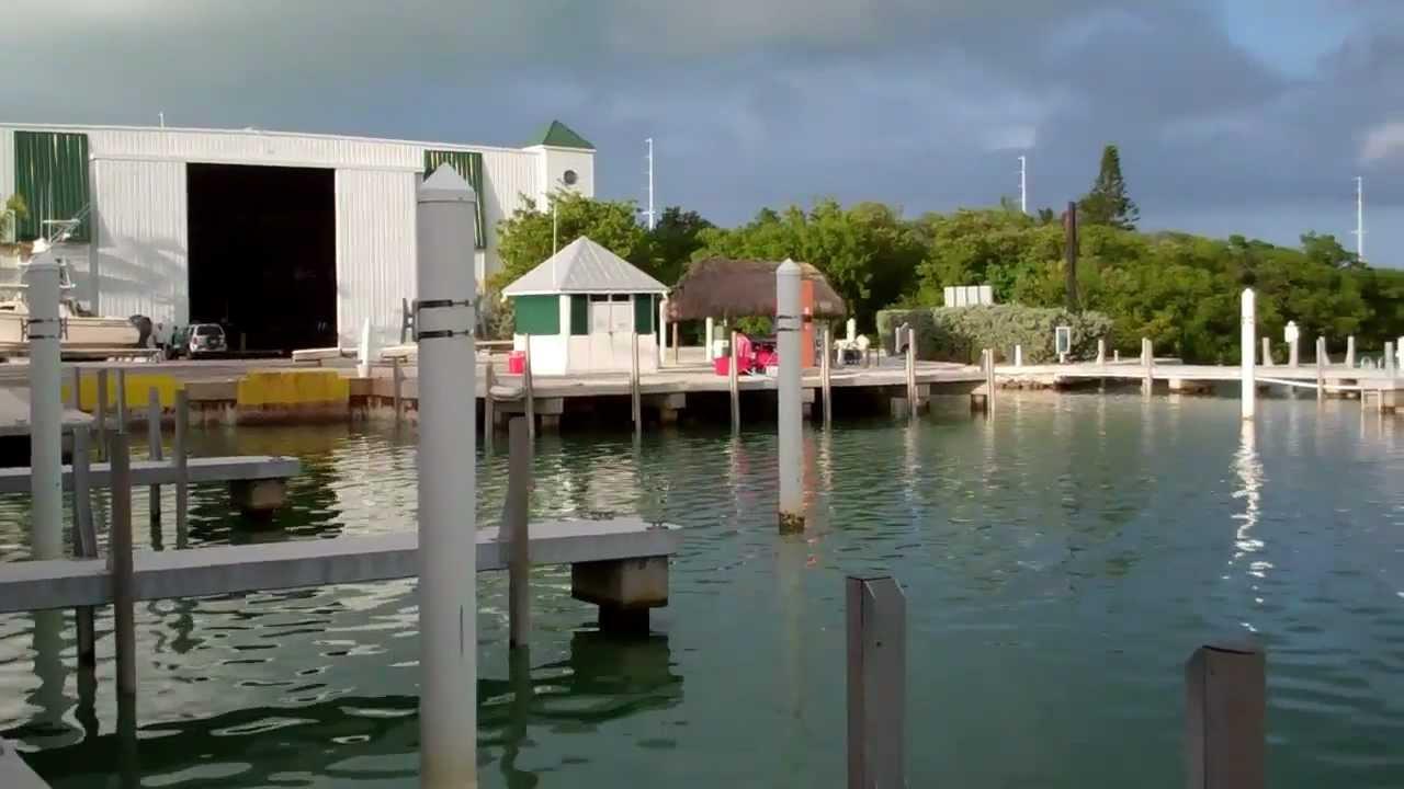 for sale boat house marina slip marathon fl keys youtube. Black Bedroom Furniture Sets. Home Design Ideas