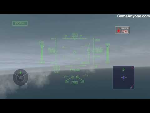 Over G Fighters - Barents Sea - 7. AI - Intercept The Enemy Scout Aircraft