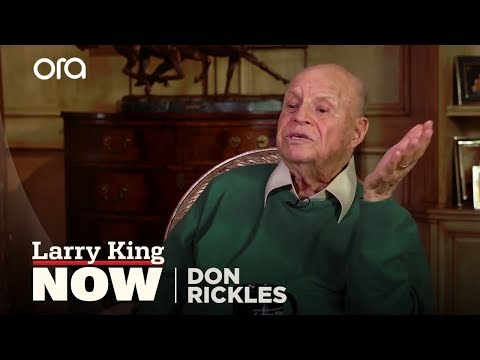 "Don Rickles on ""Larry King Now"" - Full Episode Available in the U.S. on Ora.TV"