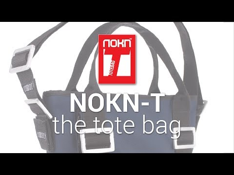 "NOKN-T ""The Terrific Tote Bag"""